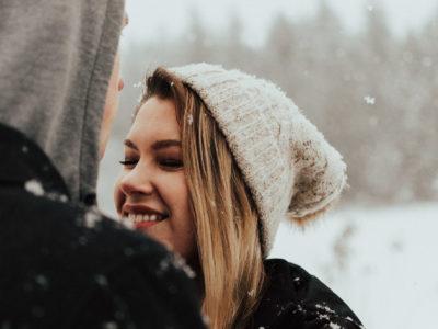 Dane + Ashtyn Snow Day