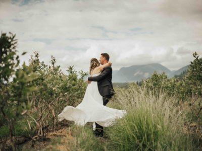 Trevor + Kaeleigh Wedding